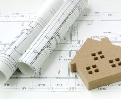 設計図と家